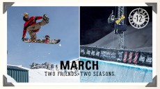 12 Months of Rome: March (Rome snowboards 2013)