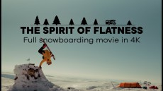 Born on Board: The Spirit Of Flatness