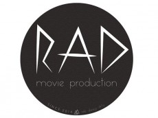 RAD movie production logo